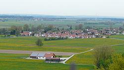Kaltental - Römerturm Helmishofen - Blonhofen.JPG