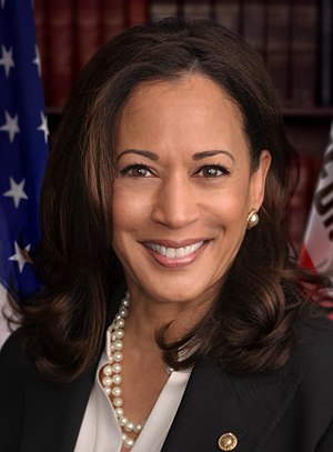 United States Senate election in California, 2016 - Image: Kamala Harris official photo (cropped)