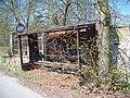 Kamenný Přívoz, Hostěradice, domov důchodců (autobusová zastávka) (01).jpg