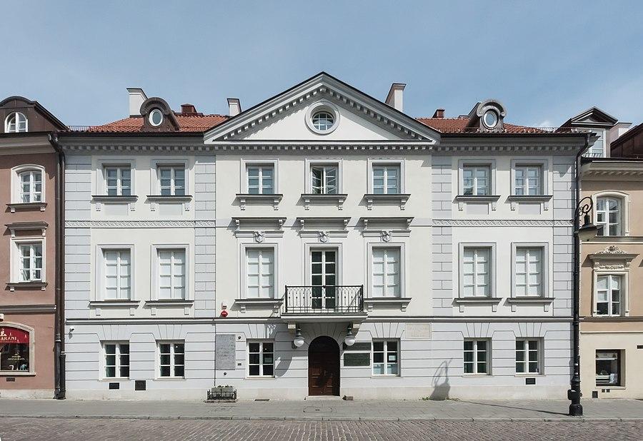 Łyszkiewicz apartment building
