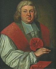 Kanoniker Heinrich Arnold Verheyen (1703–1767)