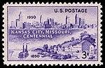 Kansas City Centenary 3c 1950 issue U.S. stamp.jpg