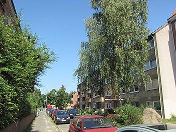 Kappelner Straße, 2012