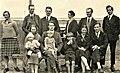 Karl Nielsen mit Familie, Toftegård, Stenstrup, 1929.jpg