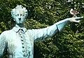 Karl XII staty Kungsträdgården 2013.jpg