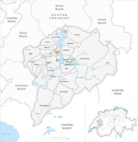 Map of Echarlens