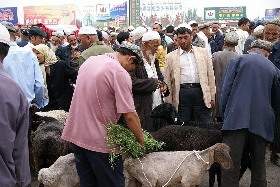 Kashgar Uyghur People