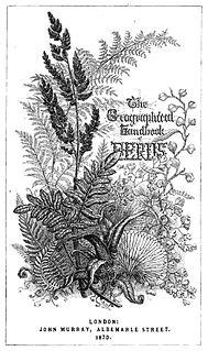 Katharine Murray Lyell Botanist (1817-1915)