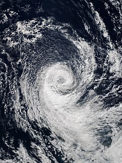 Subtropical Cyclone Katie South Pacific subtropical cyclone in 2015