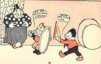 The Katzenjammer Kids - Rudolph Dirks' The Katzenjammer Kids (1901)