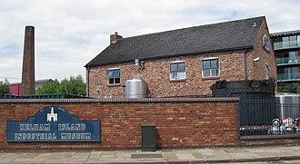 Kelham Island Brewery - Brewery Building
