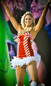 Kelly Kelly 2010 Tribute to the Troops.jpg
