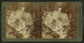 Keppler Cascade, one of the Gems of Yellowstone Park, U.S.A, by Underwood & Underwood.png