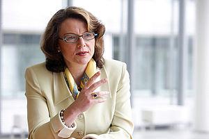 Magyar Telekom - Kerstin Günther, Magyar Telekom's Chairwoman.