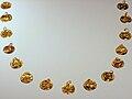 Keszthely-Fenékpuszta (Castellum) - Gold pendants, Hungary.jpg