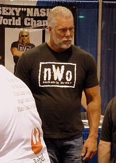 Kevin Nash American actor and retired professional wrestler