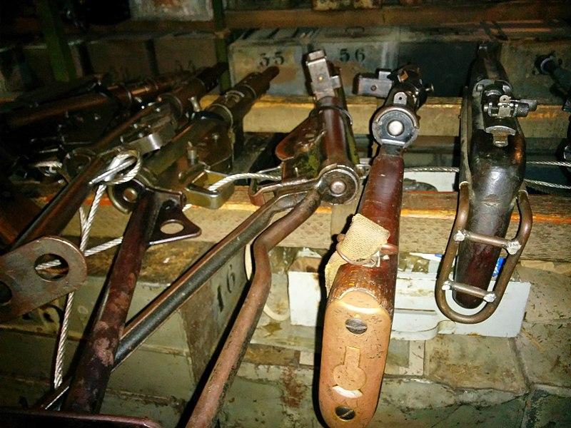 File:Kfar Giladi Museum, Israel 15.jpg