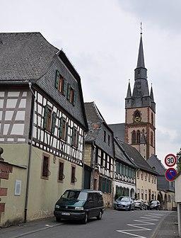 Suttonstraße in Kiedrich