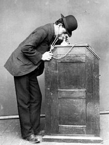 kinetoscope wikipedia