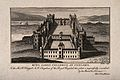 King James's College, Chelsea; bird's eye view looking south Wellcome V0012922.jpg