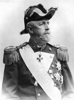 Oscar II King of Sweden
