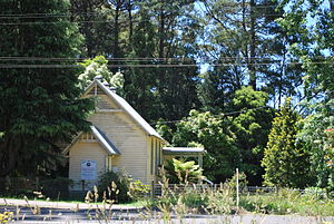 Kinglake West, Victoria - Uniting church