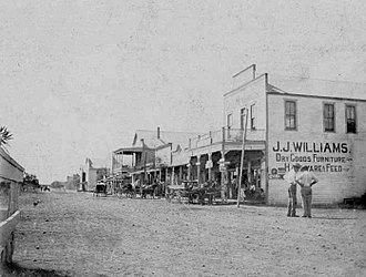 Kingsville, Texas - Kingsville, 1908