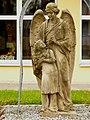 Kirchgasse 16 Skulptur (Wallersdorf).jpg