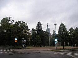 Kirkkopuisto