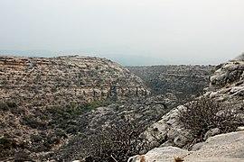 Вид на парк Киртхар с холма.jpg