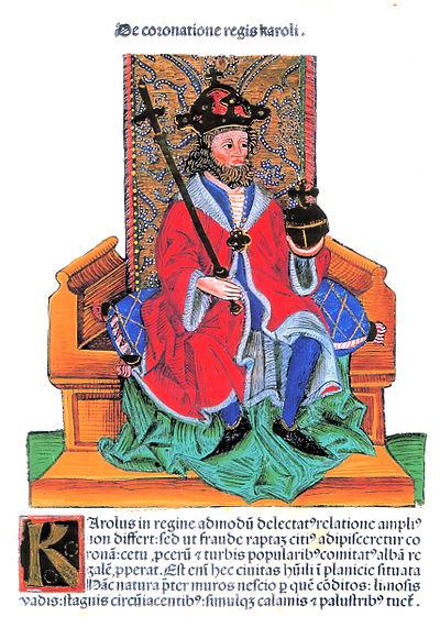 Carlos III de Nápoles.