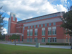 The Osceola County courthouse in October 2009