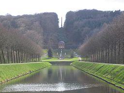 Kleve, Neuer Tiergarten, Johann-Moritz-Kanal, Joseph Beuys-Allee