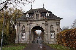 Knechtsteden in Dormagen