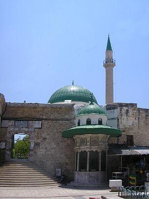 El-Jazzar Mosque - Image: Knisajazar MV mod