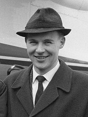 Knut Johannesen - Knut Johannesen in 1962