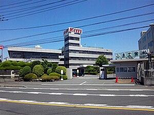 Totsuka-ku, Yokohama - Koito Industries headquarters