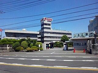 KI Holdings Japanese industrial company