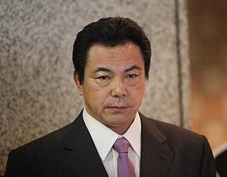 Chiyonofuji Mitsugu - Chiyonofuji in 2010