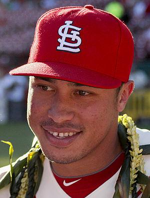 Kolten Wong - Wong with the St. Louis Cardinals