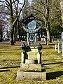 Kommunalfriedhof Salzburg Grabmal Julius Keldorfer 2.jpg