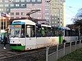 Konstal 105N2k2000 777+797, tram line 11, Szczecin, 2020.jpg