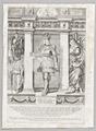 "Kopparstick på Rudolf I ur ""Fransiscus Tertius Bergomatis Austriacae gentis imagines"" - Skoklosters slott - 99704.tif"