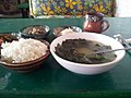Korean lunch in McLeod Ganj (8746963267).jpg