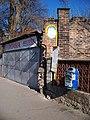Kralupy nad Vltavou, Nádražní, autobusová zastávka a bistro Euroasia.jpg