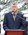 Kryeministri i Kosoves (Hashim Thaci) - Prime-Minister Of Kosovo (Hashim Thaci).jpg