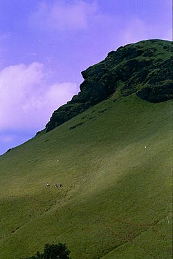 "Kudremukh, the ""Horse-faced Peak"""