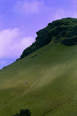 Kudremukh - The Horse Faced Peak