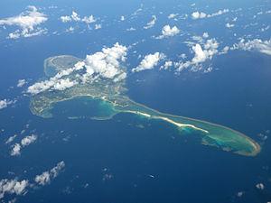 Kumejima, Okinawa - Sky view