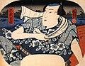 Kuniyoshi Utagawa, Man on a boat.jpg